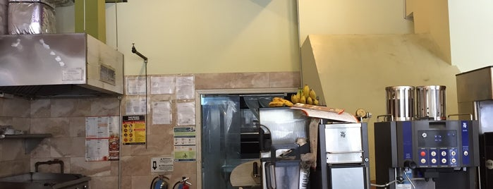 Blvd Bagel Cafe is one of The 15 Best Places for Bagels in Astoria, Queens.
