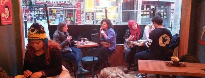 Grumpy Coffee&Bakery is one of Avrupa Yakası.