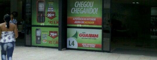 Shopping Piedade is one of afazer.