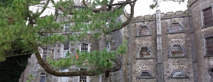 Cork City Gaol is one of Ireland.