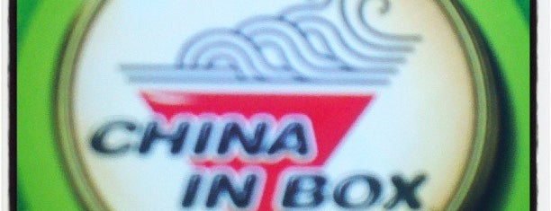 China in Box is one of 100 Melhores Programas em Teresina - Pi.