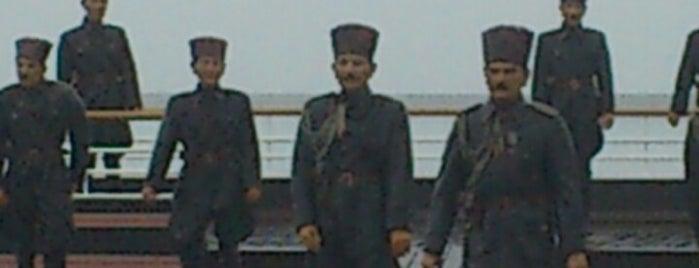 Kurtuluş Yolu is one of güzel mekanlar.