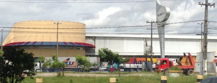 Wal Mart Brasil - CD is one of conheço.