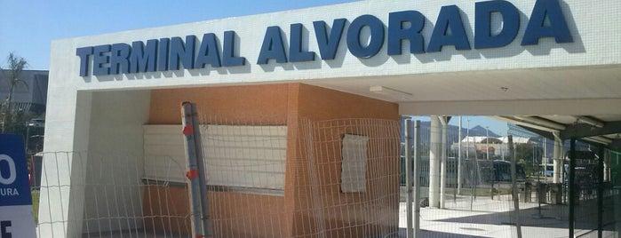 Terminal Alvorada is one of Meus lugares do Rio de Janeiro.