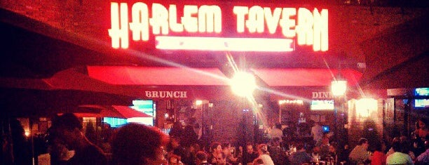 Harlem Tavern is one of Harlem Livin'.