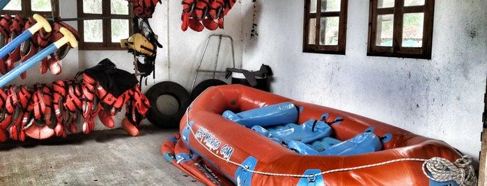 Raft México is one of Veracruz.