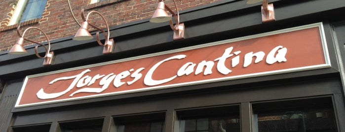 Jorge's Cantina is one of RVA eat & drink.
