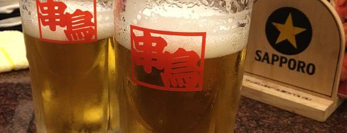 串鳥 澄川店 is one of 串鳥.
