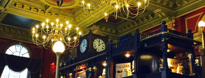 The Old Bank of England is one of London Pub-ventures.