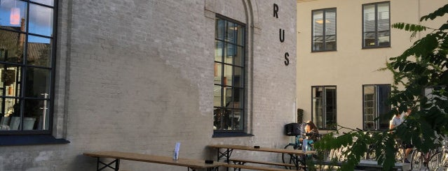 BRUS is one of The 15 Best Places with Gluten-Free Food in Copenhagen.