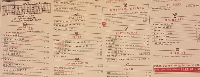 Grindhouse Burgers is one of To-Do Berlin.