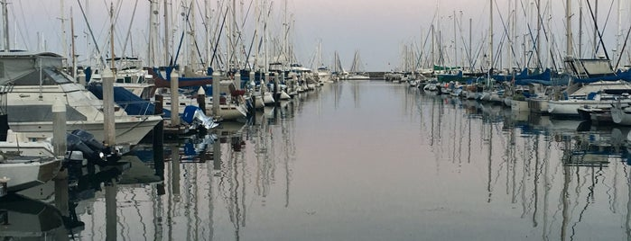 Santa Barbara Harbor is one of Travel Guide to Santa Barbara.