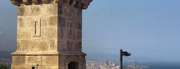 Castillo de Montjuic is one of BCN 2012.