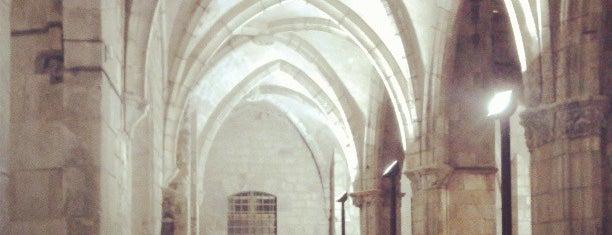 Antic Hospital de la Santa Creu is one of Barcelona.
