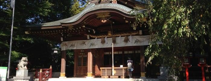 鈴鹿明神社 is one of 海老名・綾瀬・座間・厚木.