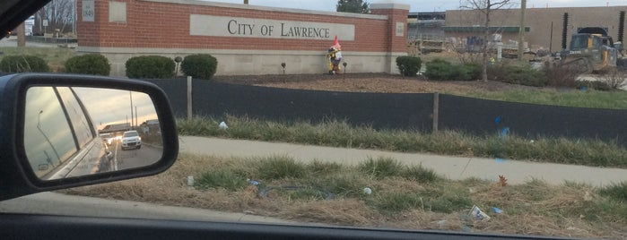 City of Lawrence is one of To SU.