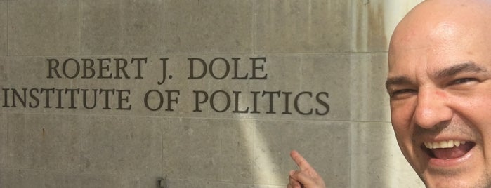 Robert J Dole Institute of Politics is one of Quads/Commons.