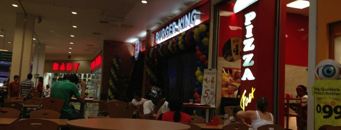 Burger King is one of Favorite affordable date spots.