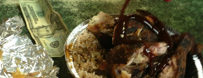 Peppa's Jerk Chicken is one of to do New York.