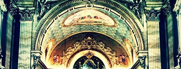 Igreja Nossa Senhora do Carmo is one of SP - lugares.