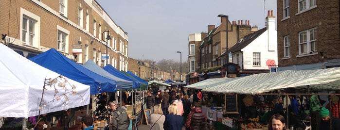 Broadway Market is one of Travel Guide to London.