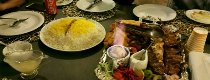 Narges Restaurant is one of Top Restaurants.