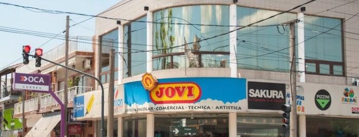 Librería Jovi is one of To edit.
