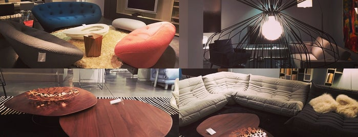Ligne Roset is one of NYC Manhattan 14th-23rd Sts.