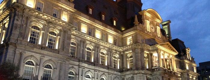 Hôtel de ville de Montréal is one of Viagem 2014.