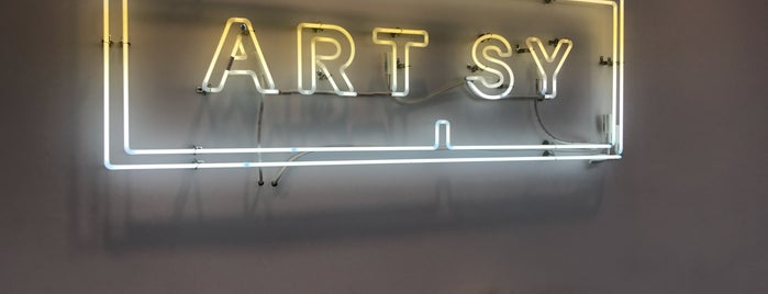 Artsy is one of Awesome NYC Startups.