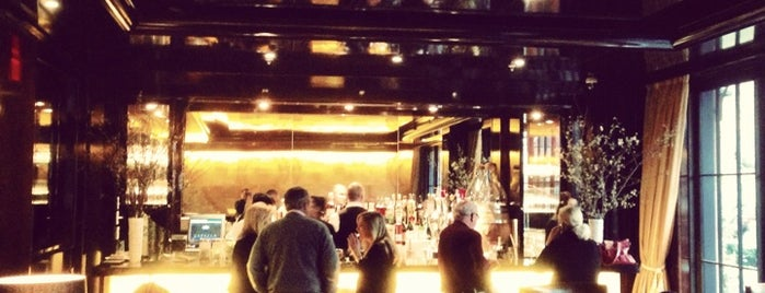 The Rye Bar is one of DC Area.