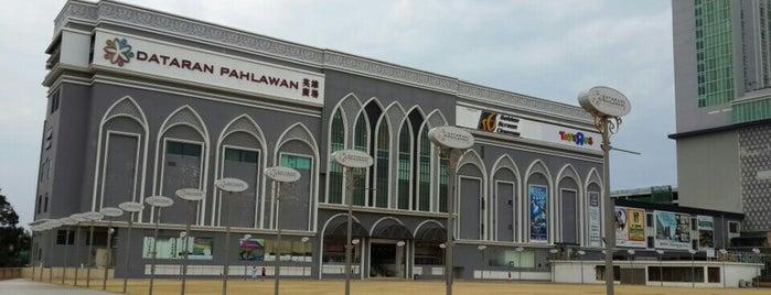 Dataran Pahlawan Melaka Megamall is one of Go Outdoor, MY #6.