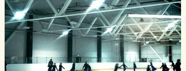 Salmisaaren jäähalli is one of Junior icehockey arenas.