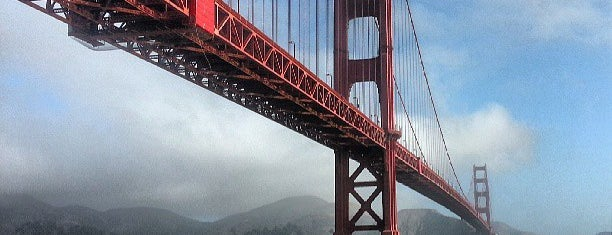 Golden Gate Bridge is one of San Francisco To Do List.