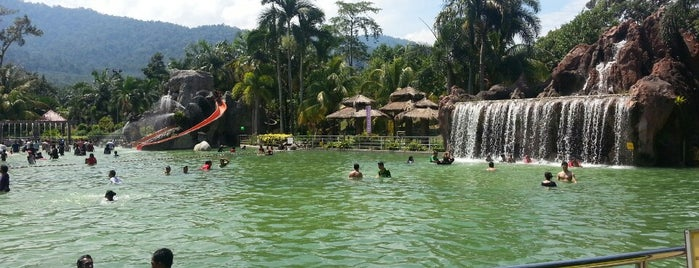 FELDA Residence Hot Springs is one of All-time favorites in Malaysia.