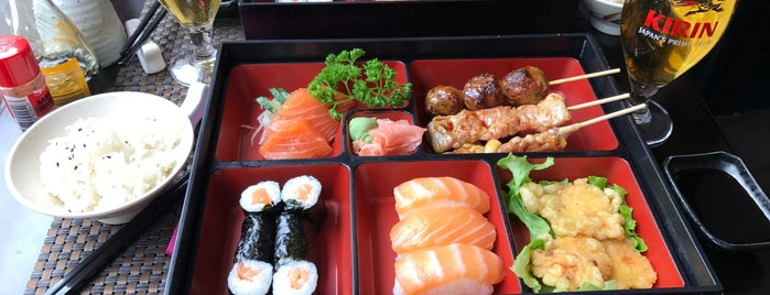 Yamato is one of Take away.