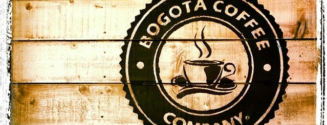 Bogota Coffee Co. is one of MK Geek Night.