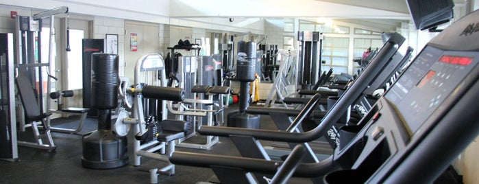 Park No. 515 (Homan Square) is one of Chicago Park District Fitness Centers.