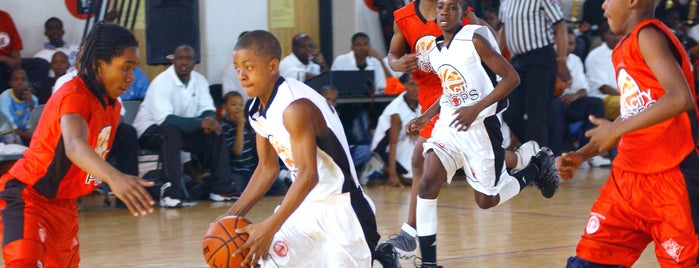 Jackson Park is one of Windy City Hoops.