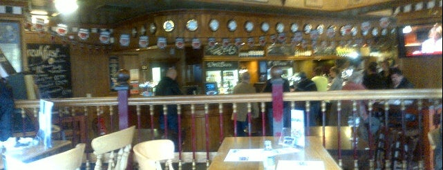 The Oxted Inn (Wetherspoon) is one of JD Wetherspoons - Part 1.
