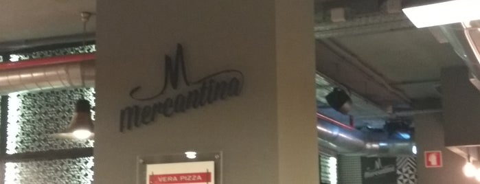 Mercantina is one of Pizzeria / Italiano.