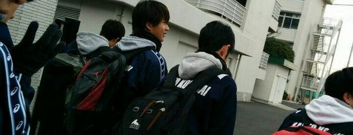 東京都立 保谷高等学校 is one of 都立学校.