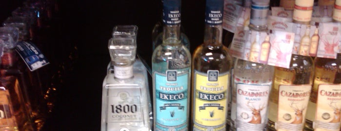Lamb's Thriftway is one of EKECO ORGANIC TEQUILA FAVORITES.