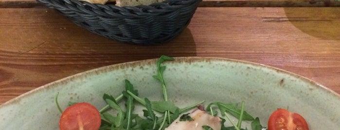 Antonello's Cevicheria & Street Food is one of berlin love.