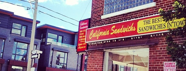 California Sandwiches is one of Nom nom in GTA.