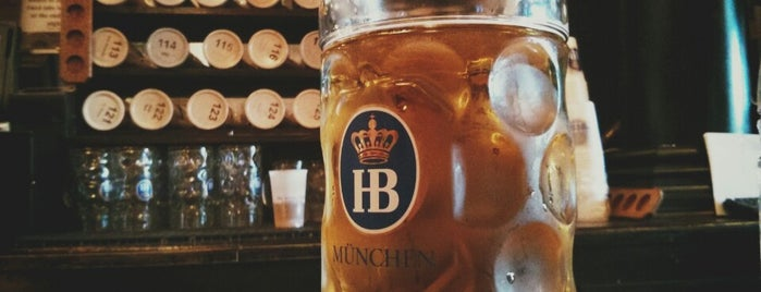 Old German Beer Hall is one of Must-eat Milwaukee.