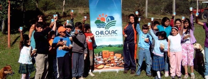 Chilolac is one of Trabajo.