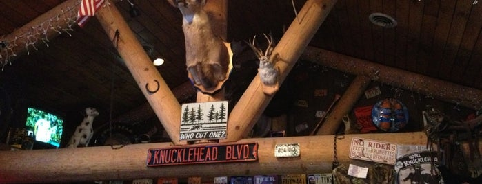 Knuckleheads Brewhouse is one of nightlife.