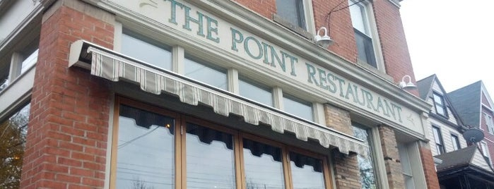 Point Brugge Café is one of Favorite Eats in Pittsburgh.