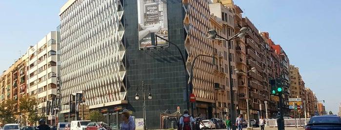 Metrovalencia Av. de El Cid is one of av. cid.